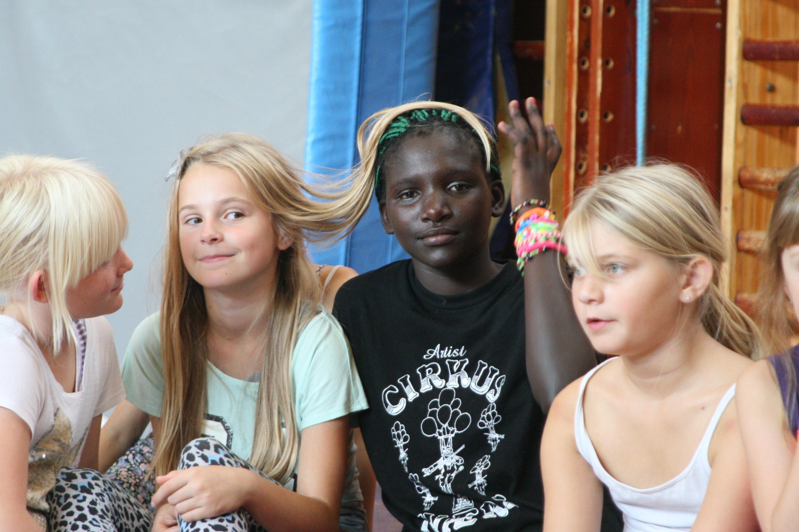 Global Kids, Cynthia