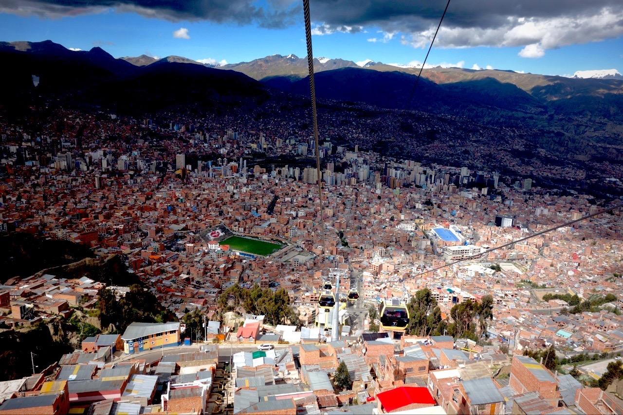 El Alto, Bolivia, foto: Gitte Jakobsen
